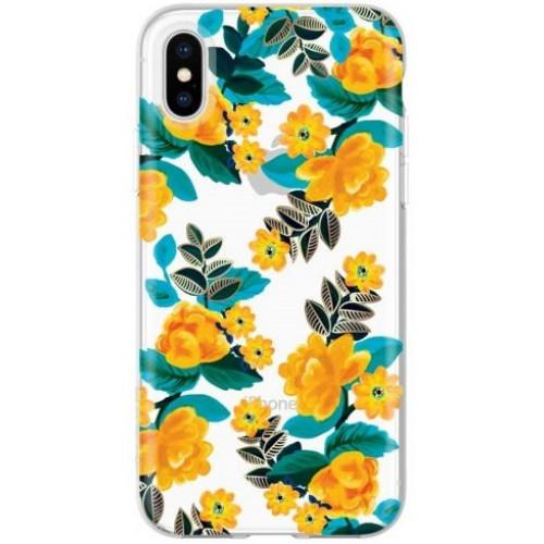 Incipio Design Series for iPhone XS Classic Desert Dahlia (IPH-1784-DDL)