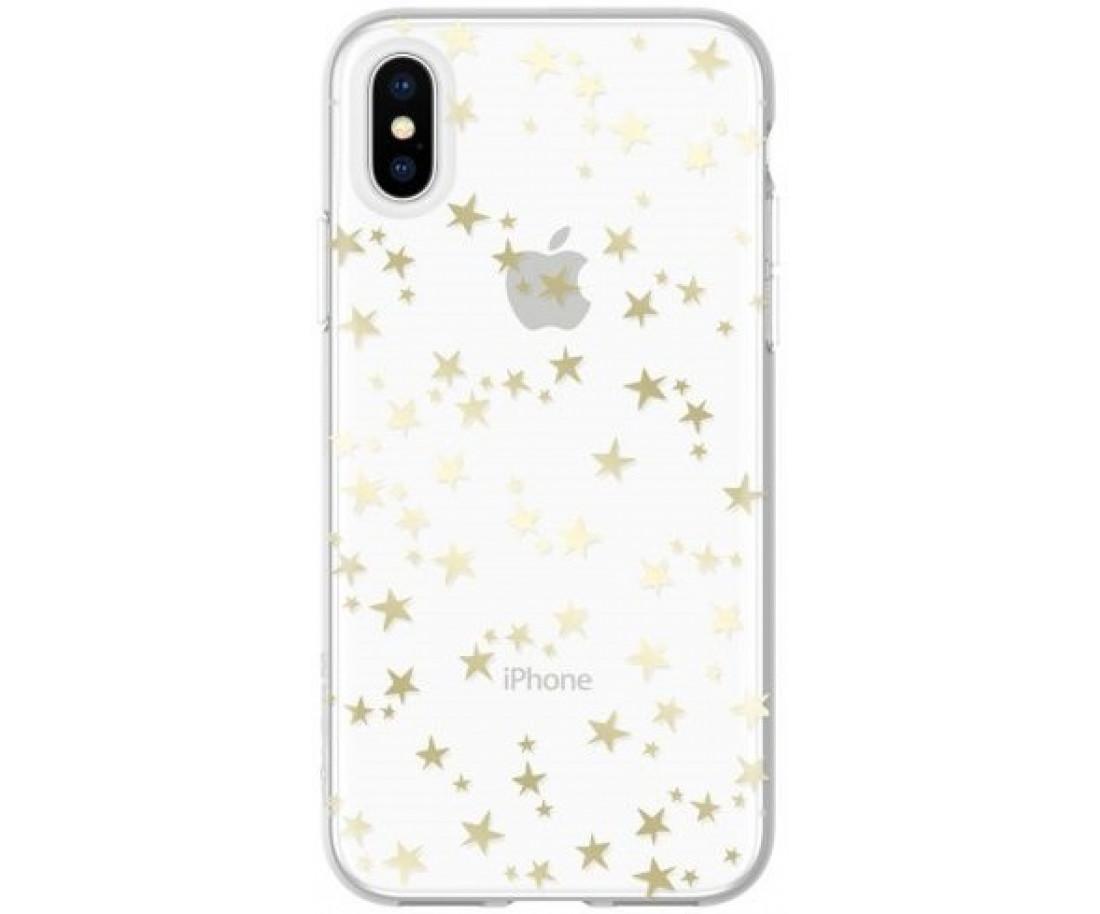 """Чехол для iPhone XS (5.8"""") Incipio Design Series Classic Stars (IPH-1784-STA)"""