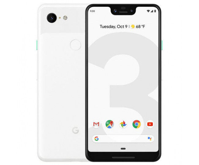 Google Pixel 3 XL 4/64GB Clearly White