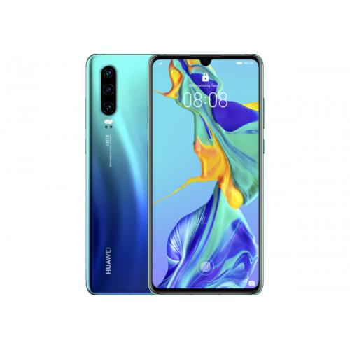 Смартфон Huawei P30 6/128GB DS Aurora (51093NDH)(UA UCRF)