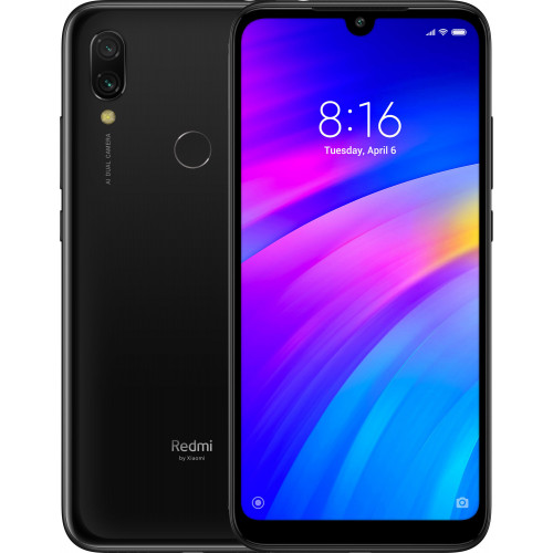 Xiaomi Redmi 7 2/16GB Eclipse Black (463047) (UA UCRF)