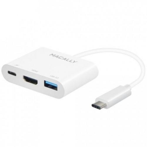 USB hub Macally UCHDMI4K