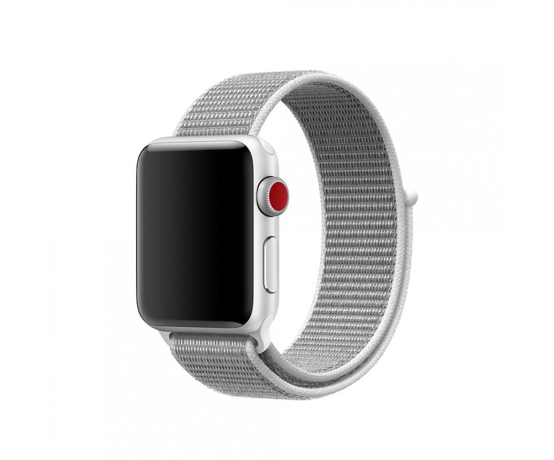 Ремешок Apple Watch 38/40mm Sport Loop Seashell