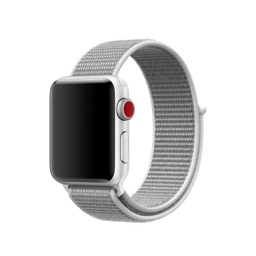 Ремешок Apple Watch 38/40mm Sport Loop Seashell