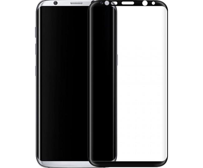 Защитное стекло 5D для Samsung S9 Plus Black
