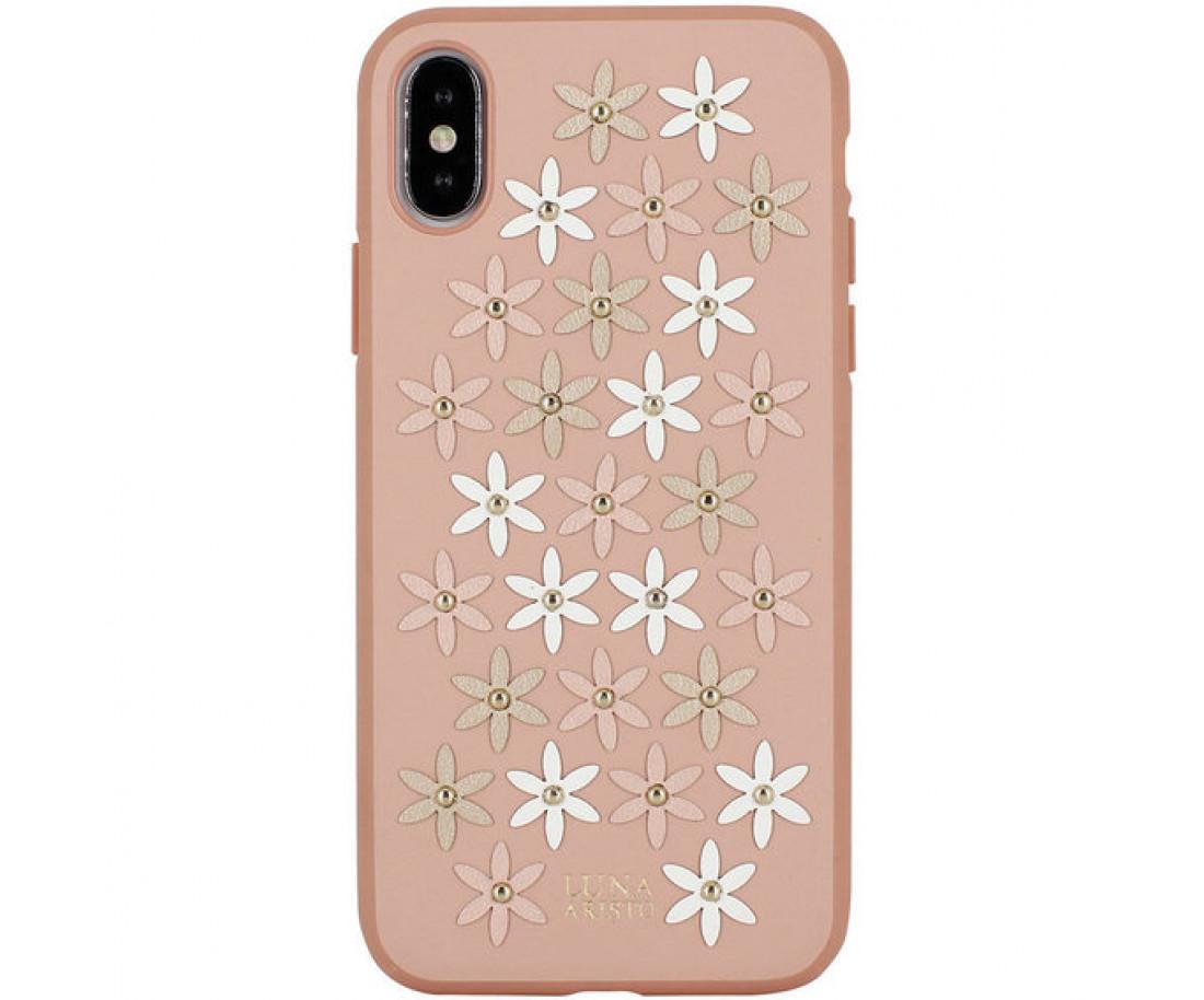Чехол Luna Aristo Shona для iPhone XS Max Pink (LA-IP6.5SHA-PNK)