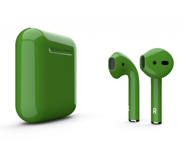 Покраска и Гравировка (с двух сторон) Apple AirPods