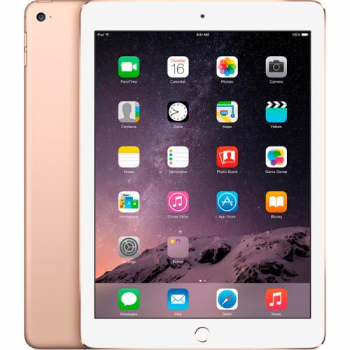iPad Air 2 Wi-Fi + LTE 128GB Gold 4/5 б/у
