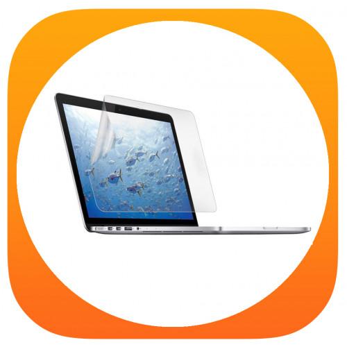 Поклейка пленки на MacBook