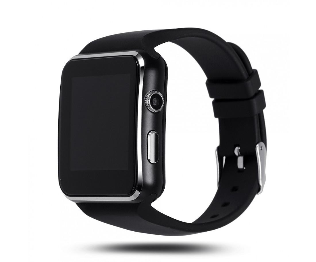 Смарт-часы Smart Watch X6 2018 Black