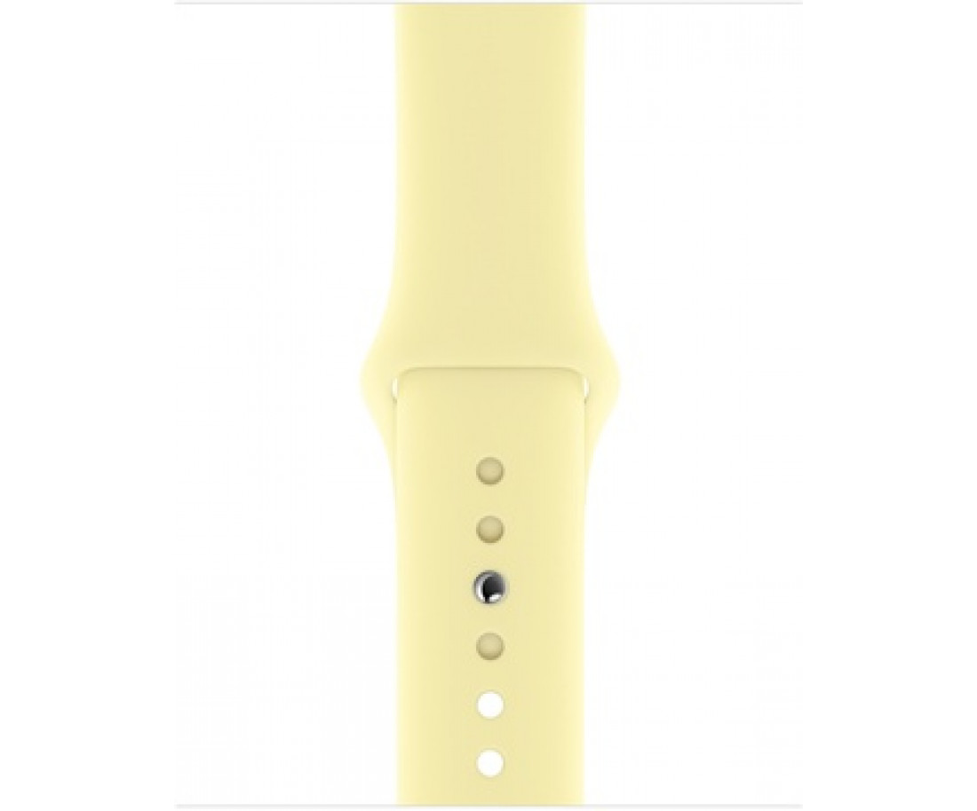 Ремешок Apple Watch 42mm Sport Band Mellow Yellow