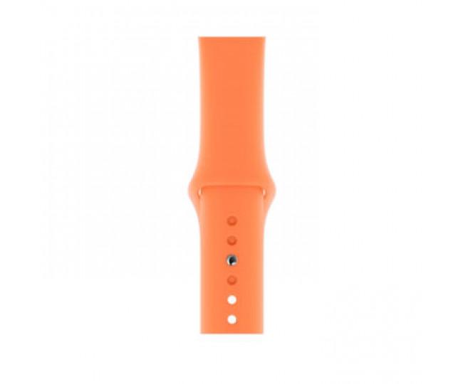Ремешок Apple Watch 42mm Sport Band Papaya