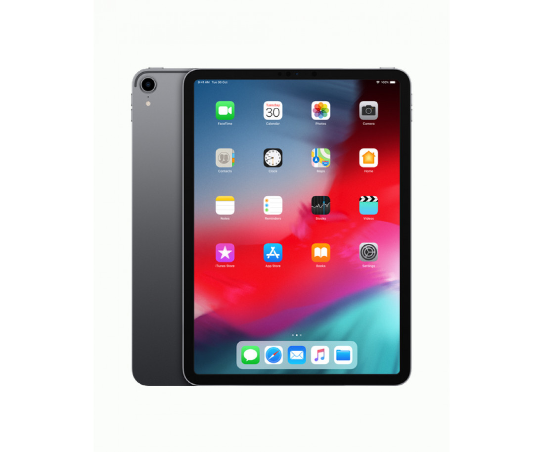 Apple iPad Pro 11 2018 Wi-Fi 512GB Space Gray (MTXT2)