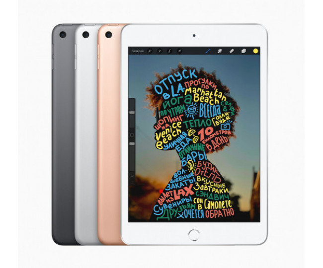 Apple iPad mini 5 Wi-Fi 256GB Space Gray (MUU32)