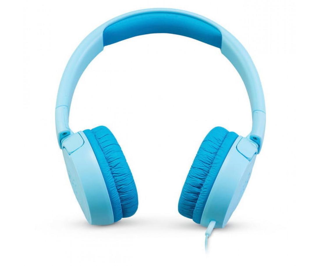 Наушники без микрофона JBL JR300 Blue (JBLJR300BLU)