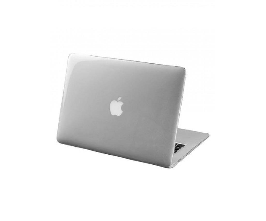 "Чехол-накладка Laut Slim Cristal-X для MacBook Air 13"" (2018) LAUT_13MA18_SL_C"