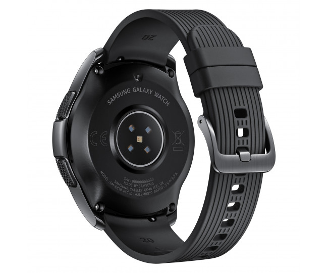 Смарт-часы Samsung Galaxy Watch 42mm Midnight Black (SM-R810NZKA)