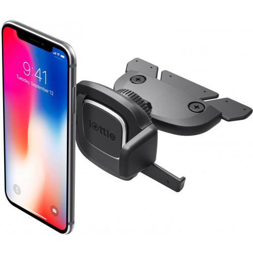 Автомобильный держатель для смартфона iOttie Car Holder CD Slot Mount Easy One Touch 4 (HLCRIO127)