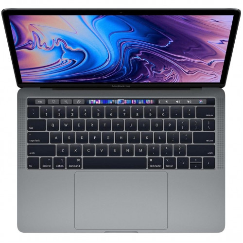 "Apple MacBook Pro 13"" Space Grey 2018 (MR9R2) активирован"