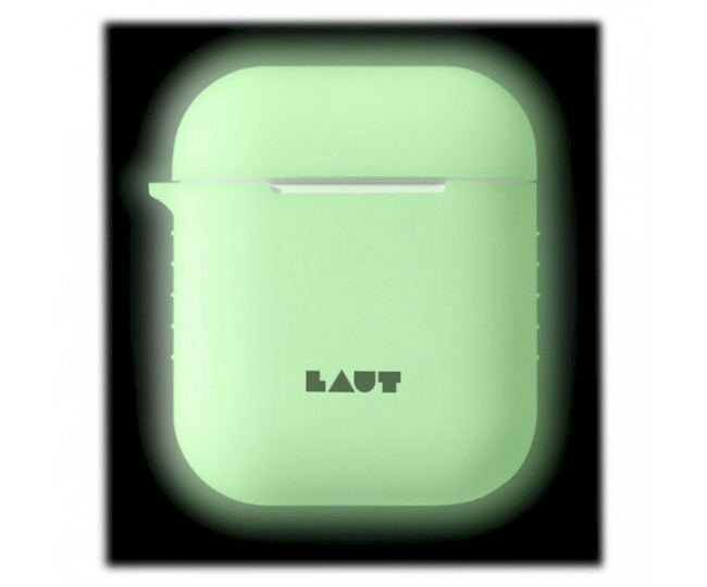 Чехол Airpods LAUT Neon (LAUT_AP_POD_GL)