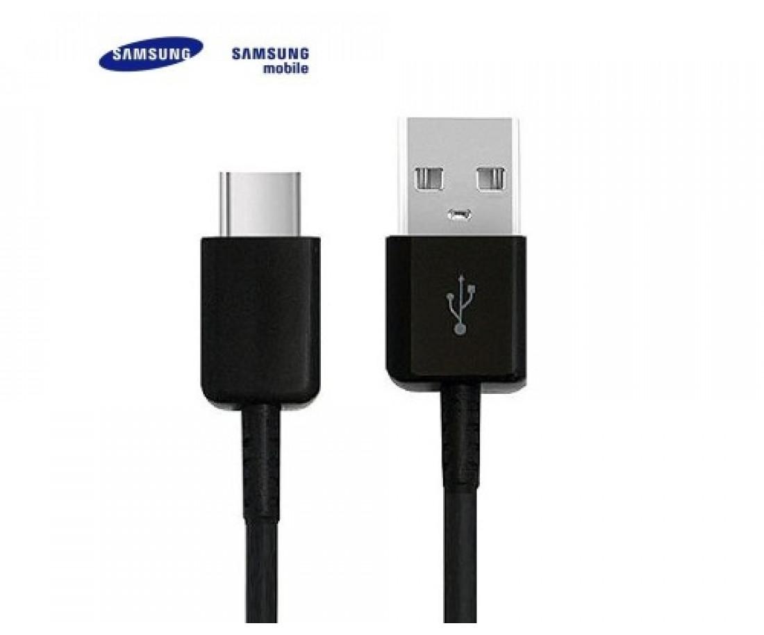 Кабель Samsung S8/Note8/Note7 USB-Type-C Black -1m ORI