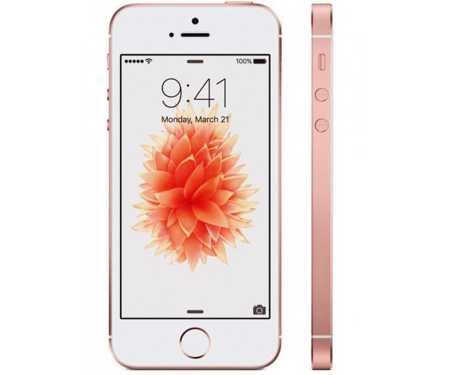 iPhone SE 32Gb Rose Gold б/у