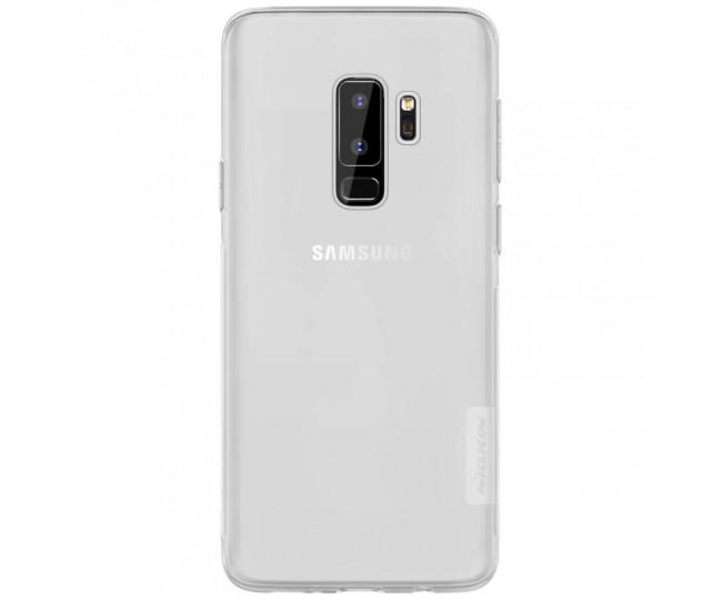 Чехол Nillkin Nature Series TPU для Samsung Galaxy S9 Plus Clear