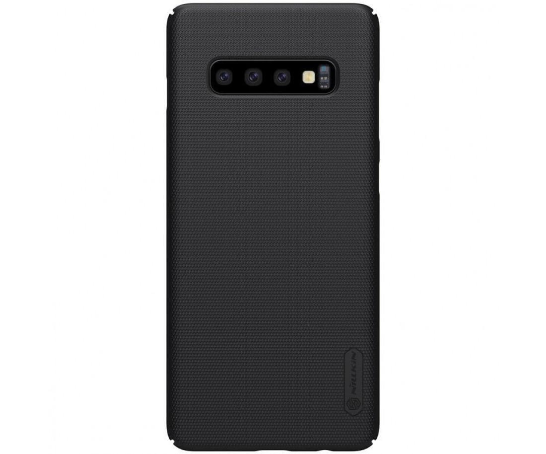 Чехол Nillkin Matte для Samsung Galaxy S10 Black