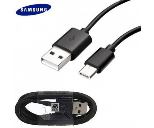 Кабель USB Type-C Samsung USB Cable to USB-C Black -1.5m