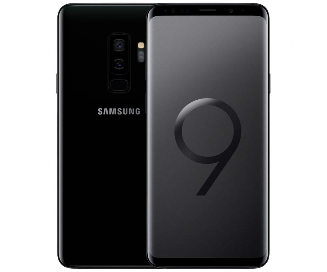Samsung Galaxy S9 SM-G960 DS 4/256GB Black