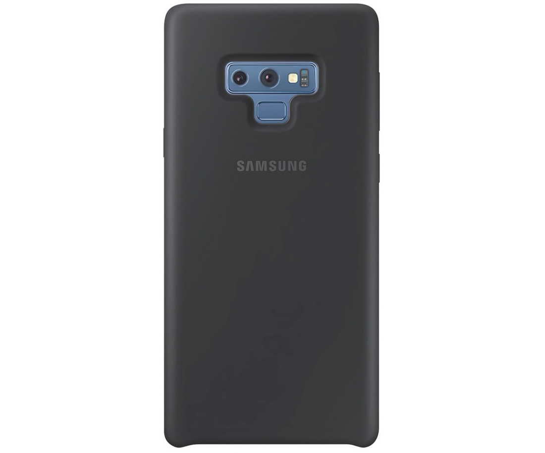 Чехол Samsung Silicone Cover для Samsung Galaxy Note 9 Grey