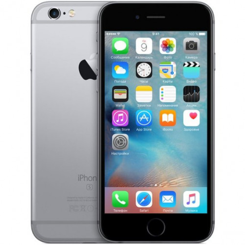 iPhone 6s 32GB Space Gray (MN0W2) б/у