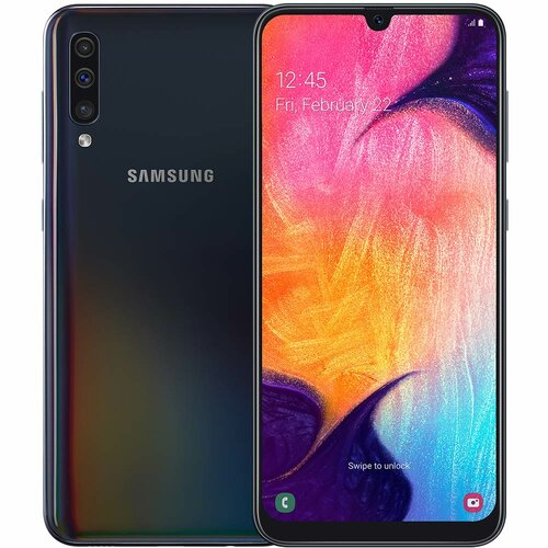 Samsung Galaxy A50 2019 SM-A505F 4/128GB Black