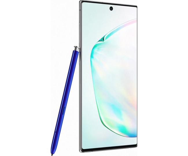 Samsung Galaxy Note 10 N970F DS 8/256GB Glow (Silver) (SM-N970FZSDSEK) (UA UCRF)