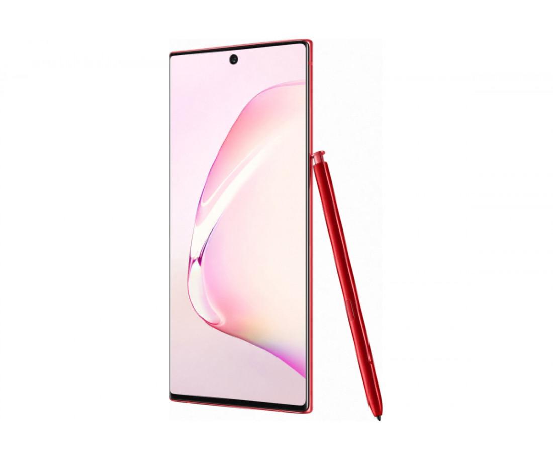 Samsung Galaxy Note 10 N970F DS 8/256GB Red (SM-N970FZRDSEK) (UA UCRF)