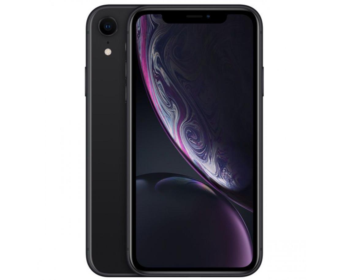 Apple iPhone XR Dual Sim 64GB Black (MT122)