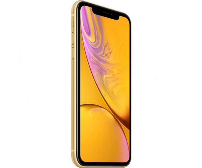 Apple iPhone XR Dual Sim 64GB Yellow (MT162)