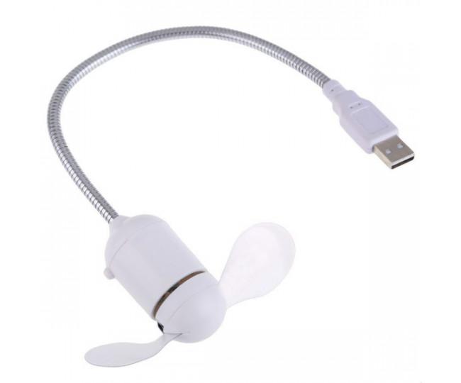 Портативный вентилятор для ноутбука USB FAN HW-901