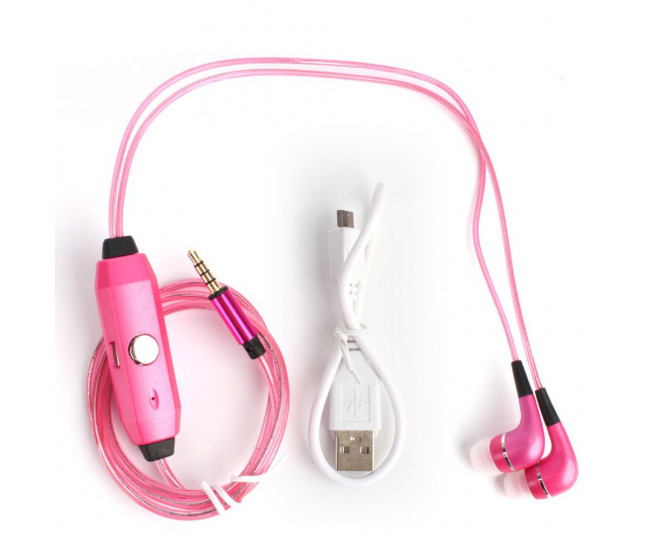 Наушники Amazing Magic Light Pink