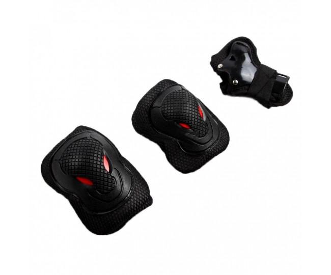 Комплект защиты Sport Shield Black