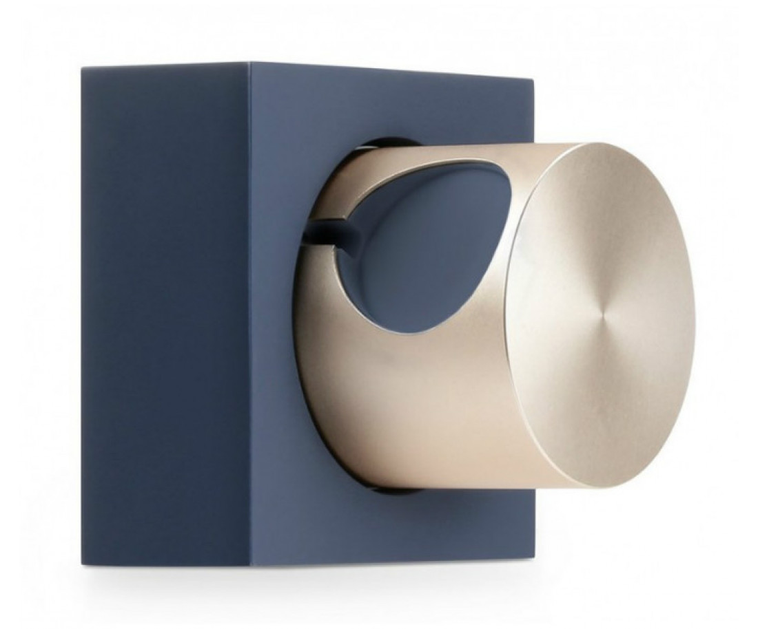 Докстанция Native Union Dock for Apple Watch Midnight Blue/Gold (DOCK-AW-SL-MAR)