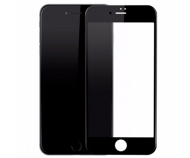 Защитное стекло 5D для iPhone 7Plus/8Plus Black б/к
