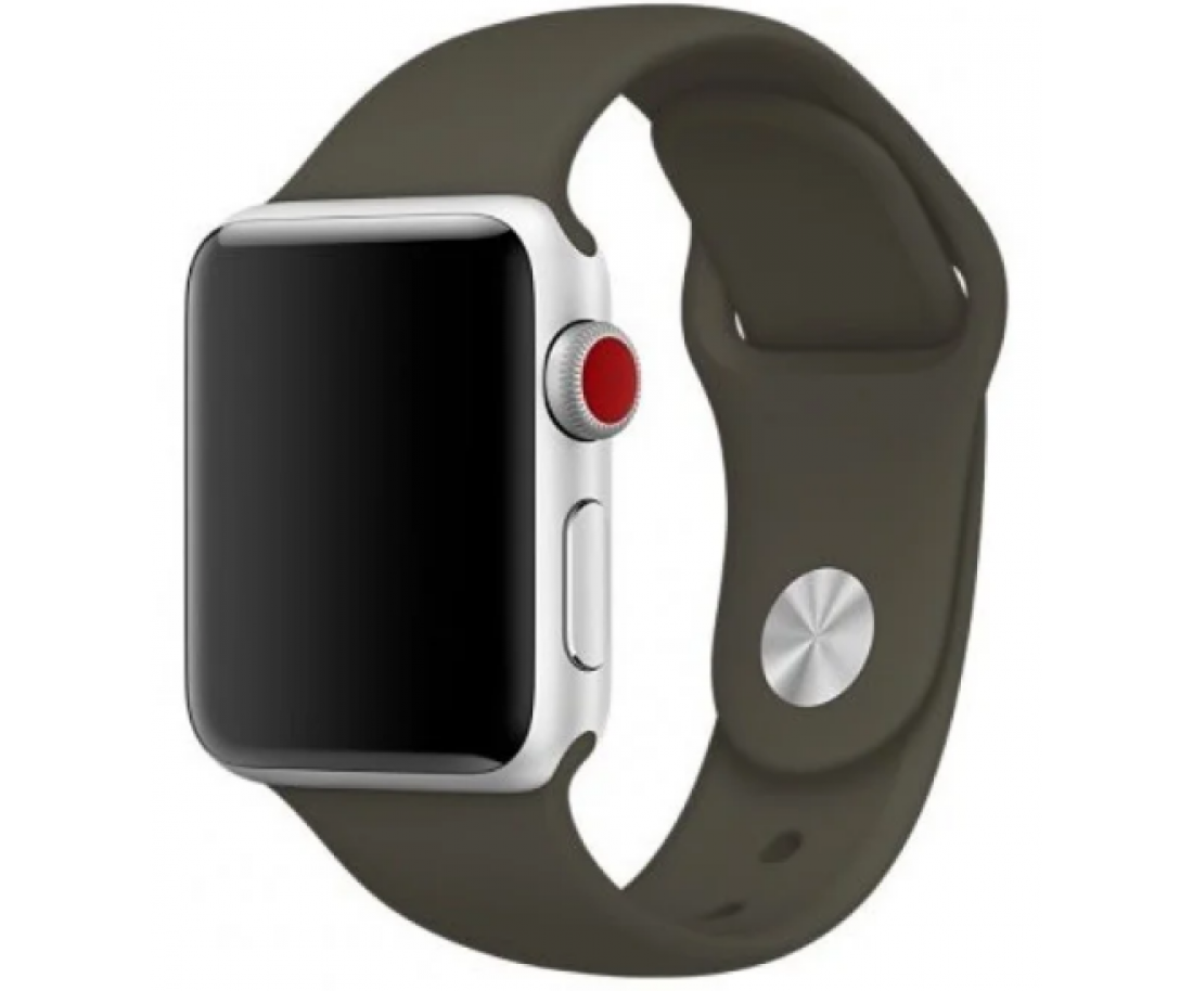 Ремешок Apple Watch 42mm Sport Band Olive