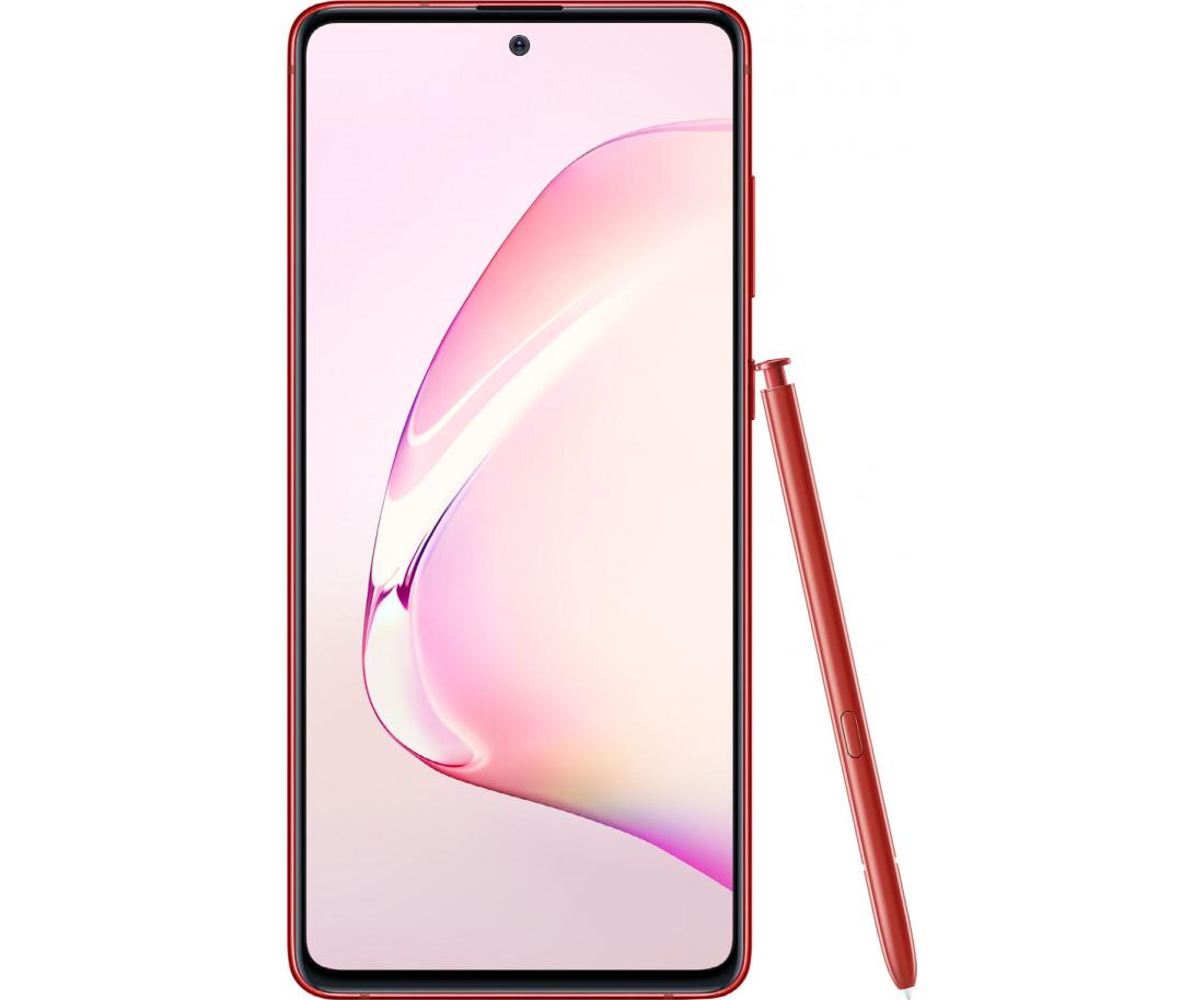 Samsung Galaxy Note10 Lite SM-N770 DS 128GB Red (SM-N770FZRD)
