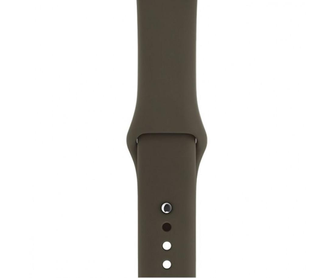 Ремешок Apple Watch 38mm Sport Band Olive
