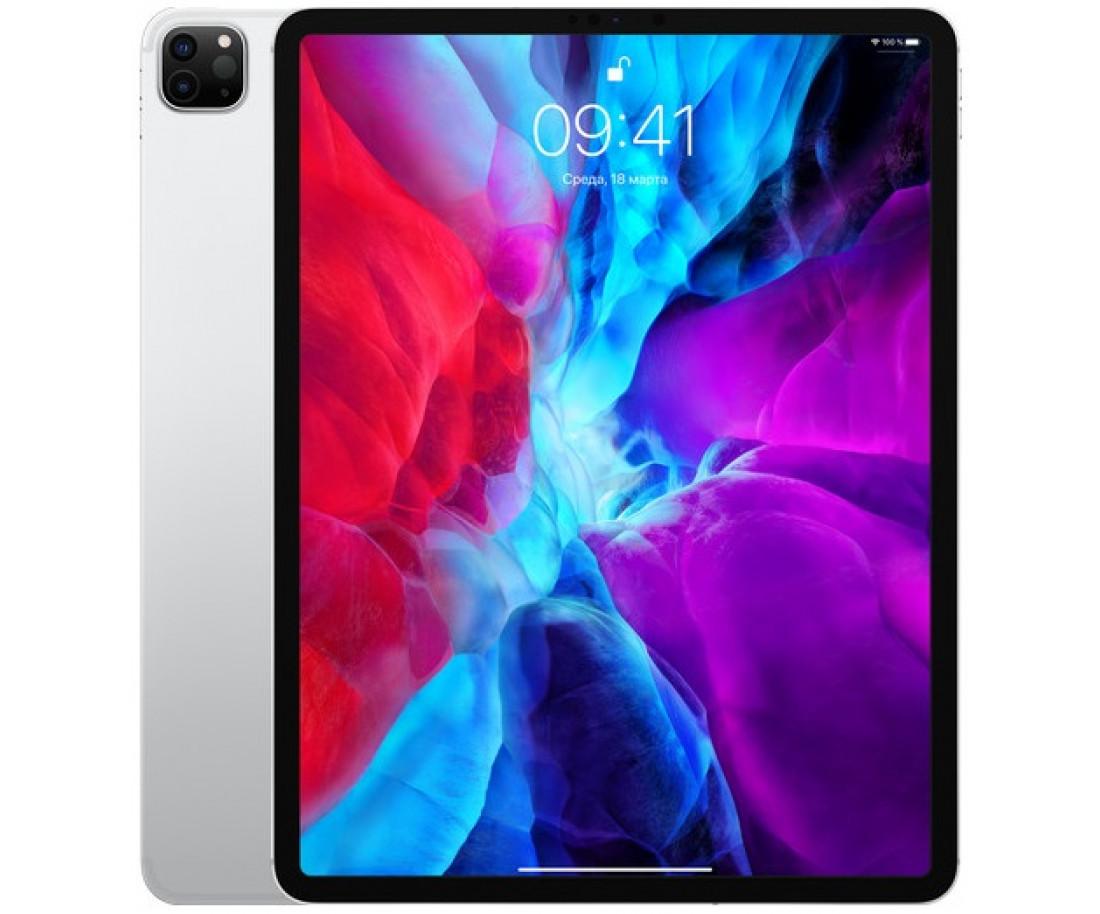 iPad Pro 12.9  Wi-Fi + LTE, 512gb, Silver 2020