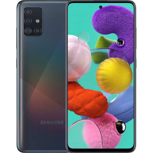 Samsung Galaxy A51 2020 4/64GB Black (SM-A515F)