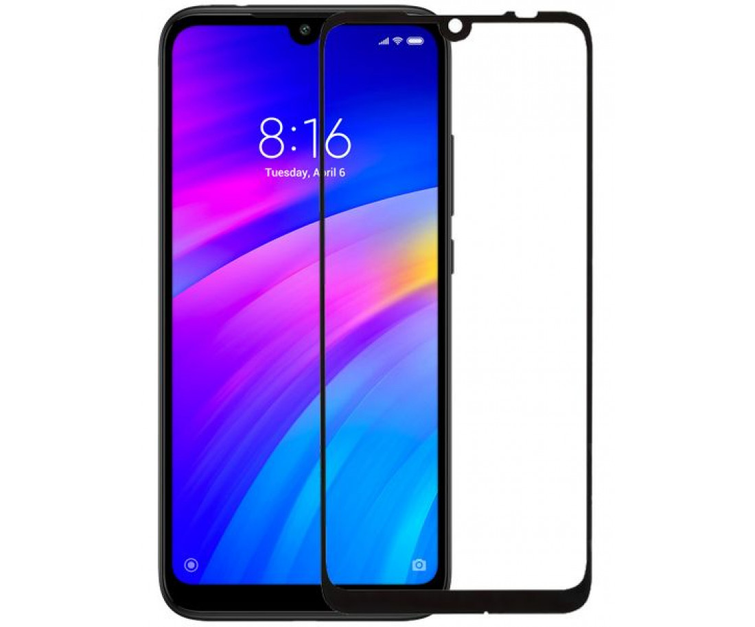 Защитное стекло Piko Xiaomi Note 7 Black