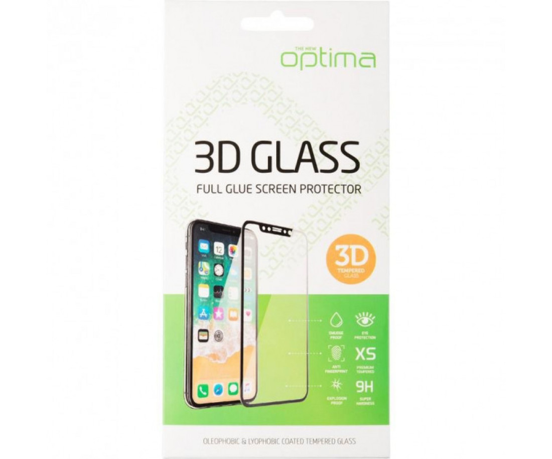 Защитное стекло OPTIMA для Huawei Honor 8