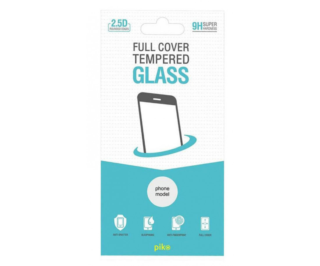 Защитное стекло Piko Xiaomi Note 8 Black